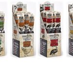 Snack Stick Variety Pack: MSG, Gluten and Soy Free. 3 Original Grass Fed Beef, 3 Buffalo Wing Chicken, 3 Sriracha Turkey and 3 BBQ Pork & Pineapple (1-oz Sticks, 12-Count, Western's Smokehouse)