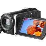 Camera Camcorder, Besteker 1080P Video Camera 20MP 16X Digital Zoom Handycam Camcorder with 3.0″ TFT LCD Screen support HDMI Output